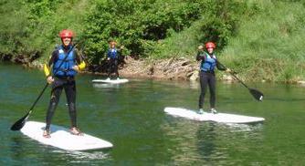 Bol d'air bulle d'eau | paddle